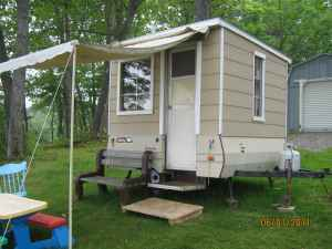 Custom Made Camper Shanty